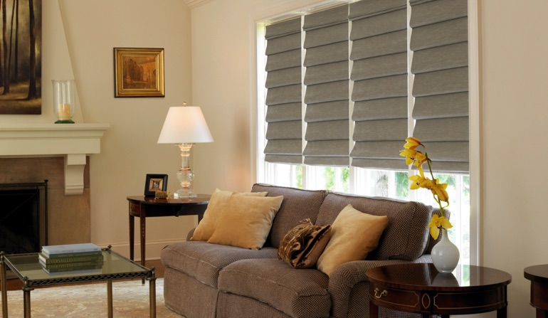 Roman Shades In Las Vegas, NV